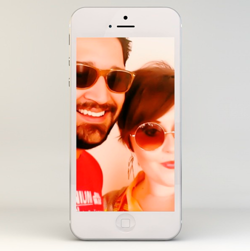 Iphone Steve and Britt