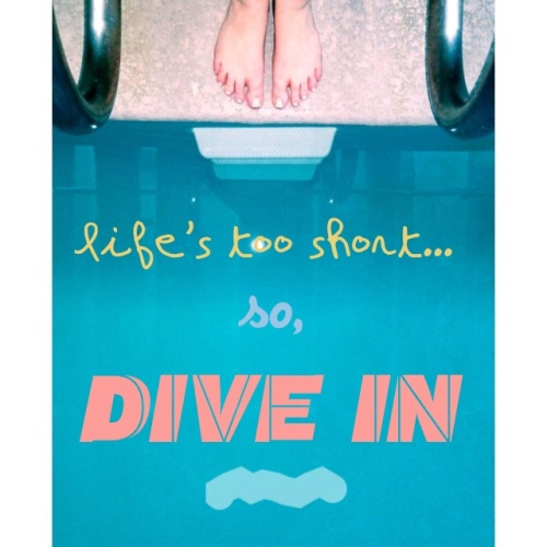 Dive In...