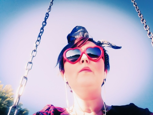 #SwingLifeAway #Park #Reflecting #DTPHX #AZ #MyCity
