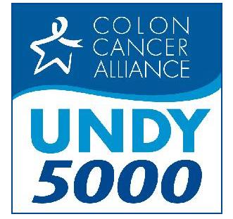 #UNDY5000 #ColonCancerAlliance #ColonCancer #5K #Marathon #Cancer #ColonCancer #YoungAdultCancer I #BSMHB #BeStillMyHeartBlog I www.BeStillMyHeartBlog.wordpress.com