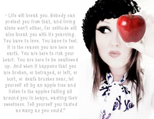 #Quotes #AppleTrees I #BSMHB #BeStillMyHeartBlog I www.BeStillMyHeartBlog.wordpress.com