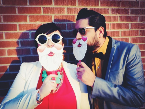 #Lifestyle #Fashion #CouplePhotoshoot #Santa #Photography #Photoshoot #LoveGoals #myphx #dtphxI #BSMHB #BeStillMyHeartBlog I www.BeStillMyHeartBlog.wordpress.com