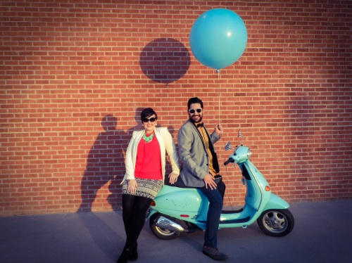 #Lifestyle #Couple #CouplePhotoshoot #Vespa #JumboBalloon #Holiday #Holidays #LoveGoals #MyCity #MyPhx #DTphx I #BSMHB #BeStillMyHeartBlog I www.BeStillMyHeartBlog.wordpress.com
