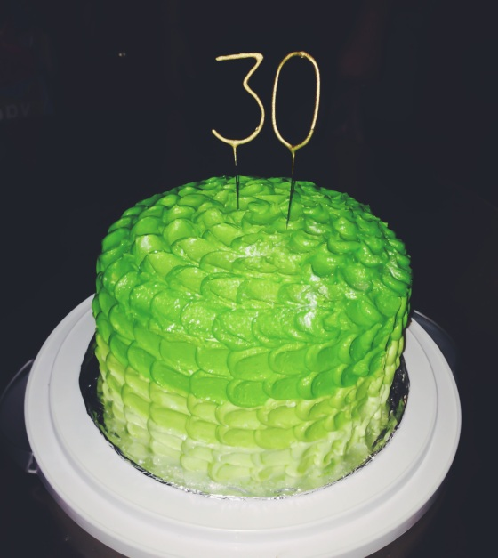BEST.CAKE.EVER CRED:  Allison Langa