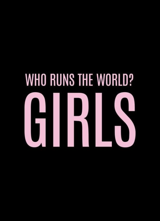 WHO RUNS THE WORLD